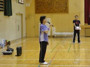 講師の小林壽美子さんです